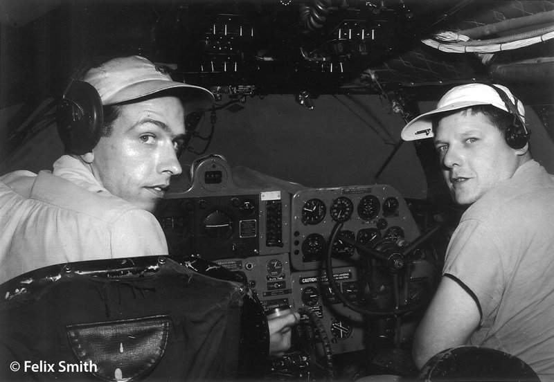Capt. Robert Snoddy, KIA Operation Tropic, Korean War (Copyright: Felix Smith)
