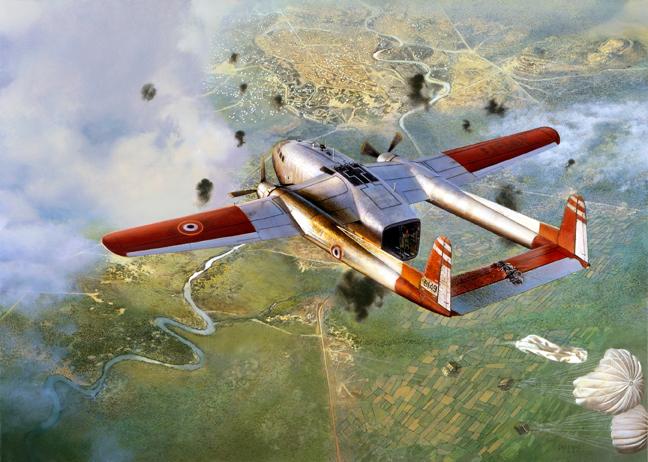 Earthquake's Final Flight by Jeff Bass